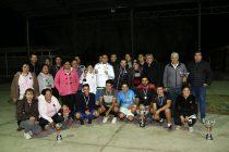 Rivadavia y Chapilca fueron los campeones de la Liga de Baby Fútbol  en el sector oriente