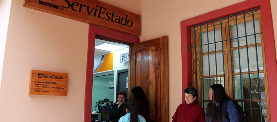 Paihuano cuenta con anhelada sucursal de Banco Estado