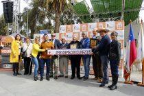 Miles de personas disfrutaron de la 3era versión de la Fiesta de Denominación de Origen Pisco en Vicuña