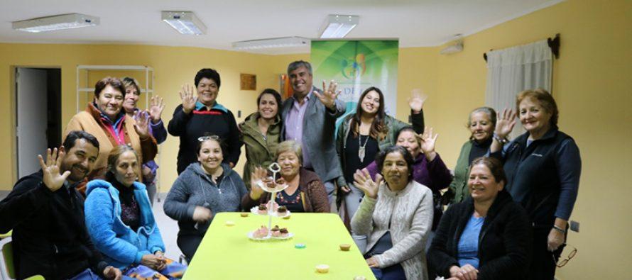 Diaguitas se suma a talleres de creación de jabones en la comuna de Vicuña