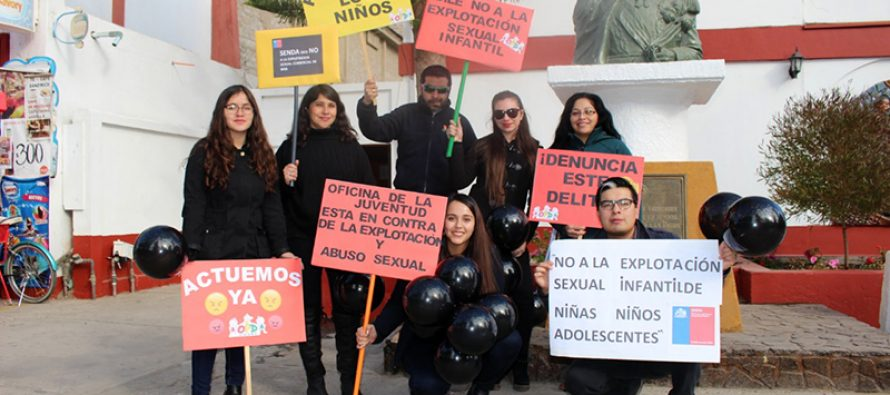 Estudiantes marcharán contra las vulneraciones de derechos de niñ@s y adolescentes de Vicuña