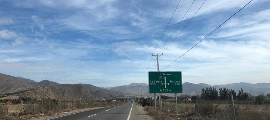Las contradicciones del MOP en proyecto de concreción de la doble vía en la ruta 41 CH