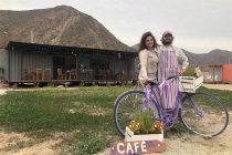 Café Lavanda del Valle: un nuevo emprendimiento temático que se suma a la oferta turística del Elqui