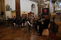Vicuña fue el escenario para el 1er concierto de cámara de la Orquesta Sinfónica de la ULS