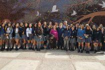 Silvio Caiozzi y estudiantes de Vicuña dialogan sobre cine