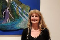Artista visual Drina Sfeir presenta su exhibición en el Museo Gabriela Mistral de Vicuña