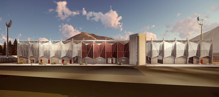 Realizan gestiones para concretar la construcción del Estadio de Vicuña este 2019