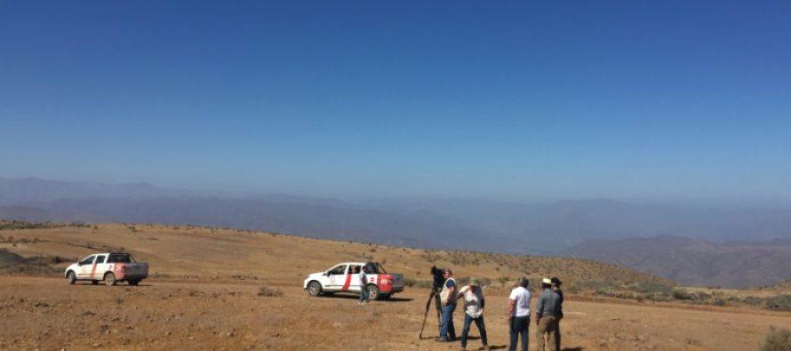 Refuerzan zona rural de La Serena ante expectativas por eclipse