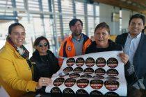 Eclipse 2019: Entrega stickers a municipios para residentes de la Avda del Mar