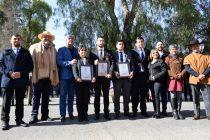 n emotiva ceremonia PDI de Vicuña celebró aniversario 86 de la institución