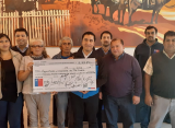 162 campesinos de Paihuano son beneficiados con recursos del Fondo de Apoyo Inicial de INDAP