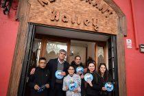Locales comerciales de Vicuña se unen a campaña contra el trabajo infantil