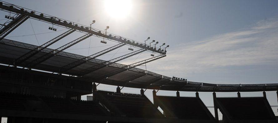 Confirman excelente visibilidad de eclipse solar en Estadio La Portada