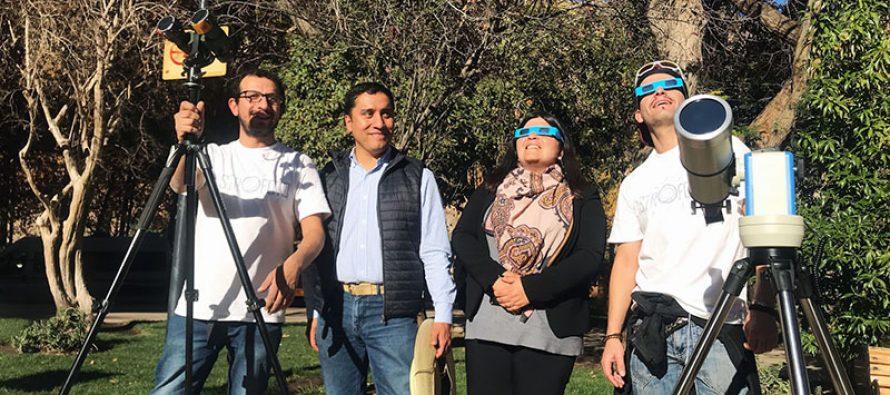 Emprendedores de Paihuano potencian  sus negocios con miras al eclipse de sol