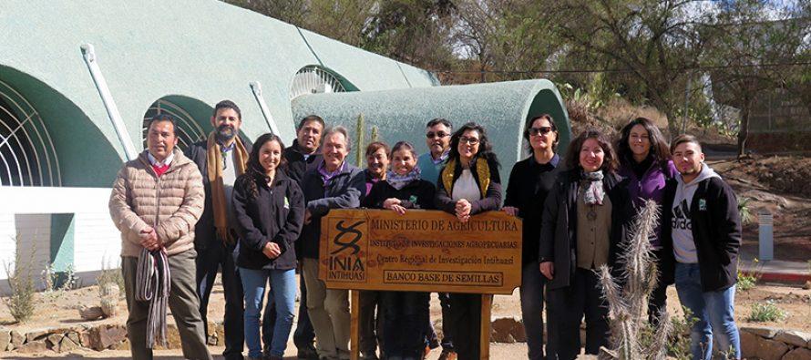 INIA crea líneas de trabajo  en conjunto con  Ministerio de Medio Ambiente