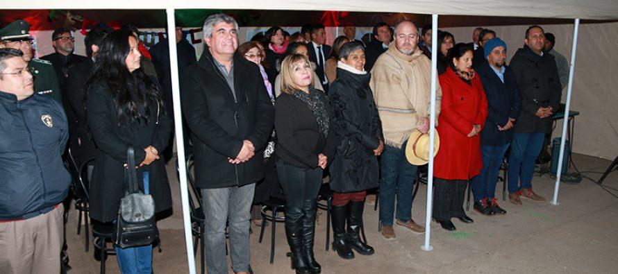 Con emoción 1era compañía de Bomberos Gabriela Mistral de Vicuña celebró 71 años