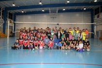 Molten y Antakari fueron los ganadores de un nuevo campeonato de voleibol en Vicuña
