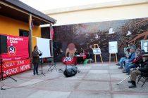 En Vicuña celebran los 107 años del Partido Comunista en Chile