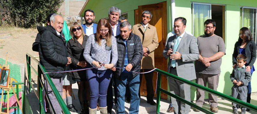 Colegio de Peralillo realiza emotiva ceremonia de inauguración de su nueva sala de clases