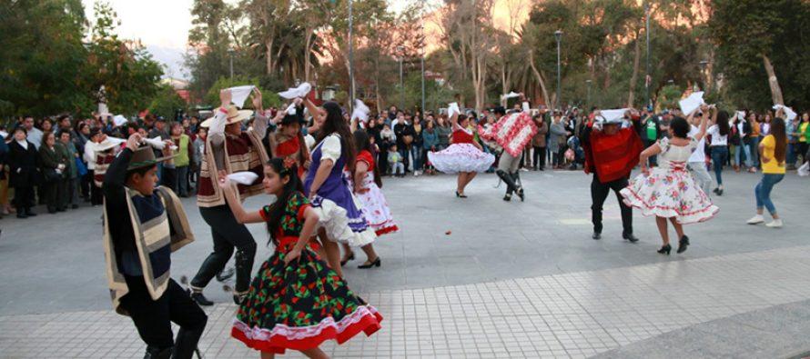 Club de cueca Alamiro Alcayaga festejó nuevo año de vida en Vicuña