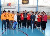 Comienza taller de goalball deporte inclusivo en la comuna de Vicuña