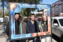 Municipio de Vicuña cuenta con un elaborado plan de contingencia para el eclipse total de sol