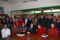 Liceo Carlos Mondaca Cortés y Municipio de Vicuña definen agenda para trabajo colaborativo