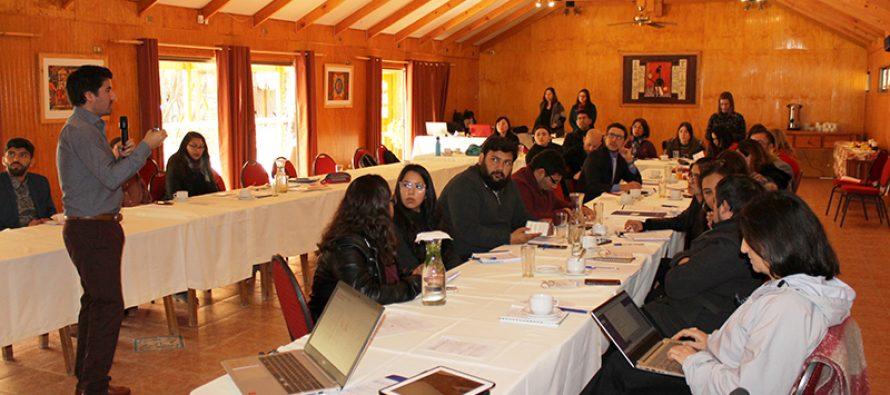 Escuelas municipales del Valle de Elqui planificaron mejoras en la enseñanza del inglés para el segundo semestre