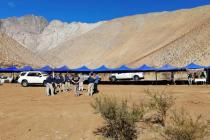 Paihuano comenzó instalación de puestos por Eclipse Solar 2019