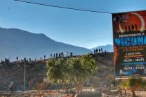 Empresarios de Vicuña realizaron positivo balance post eclipse