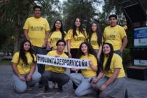 """""""Voluntades por Vicuña"""" está buscando jóvenes de la comuna que se quieran adherir a su labor"""