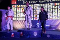 Más de 780 competidores tuvo el 2do Campeonato Nacional de Judo en Paihuano