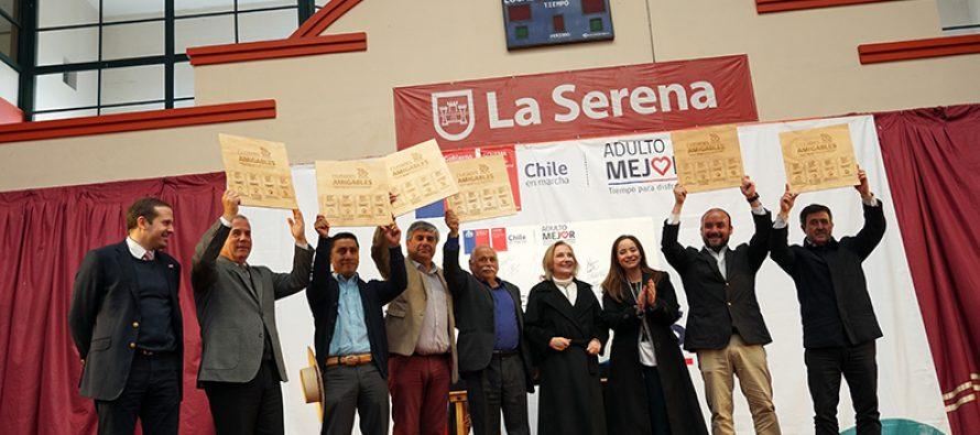 """Municipios reafirman su compromiso con los adultos mayores con """"Ciudades Amigables"""""""