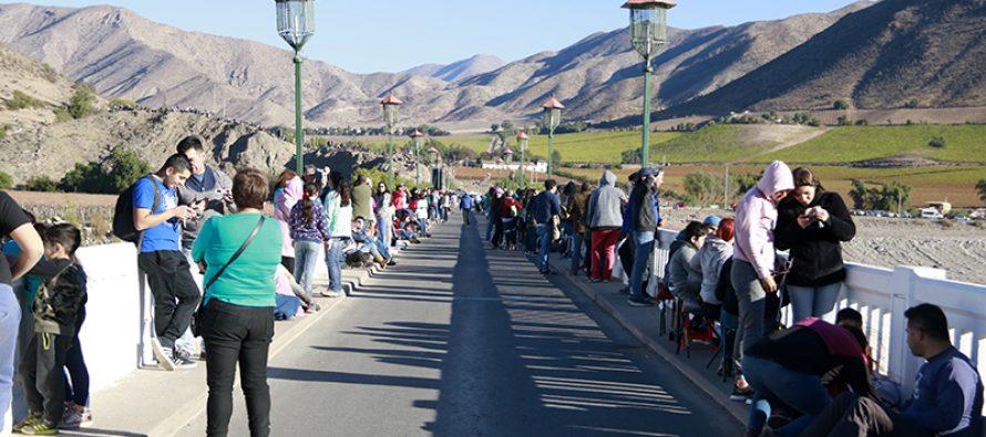 Más de 56 mil millones de pesos quedaron en la Región de Coquimbo durante la semana del Eclipse total de sol