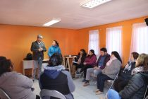 Más de una decena de mujeres vicuñenses participaron en taller de liderazgo