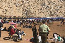 Más de 30 mil visitantes disfrutaron la magia del eclipse en Paihuano