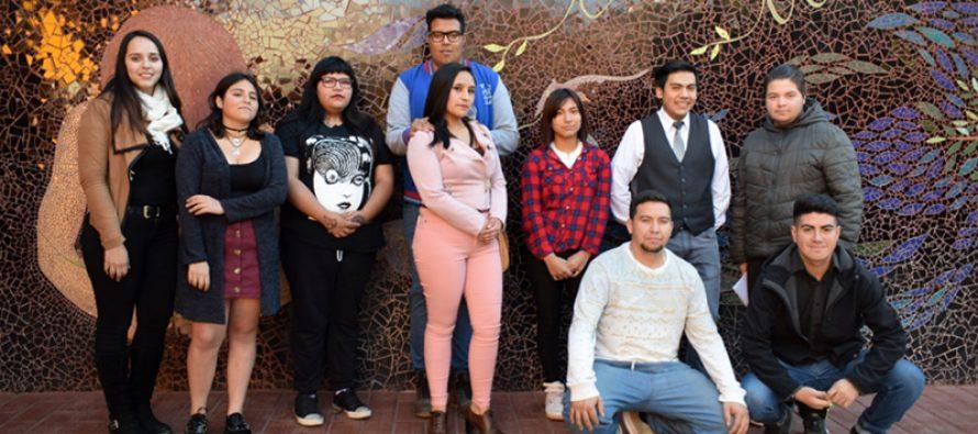 Vicuñenses audicionaron para clasificar al 1er festival de la voz juvenil