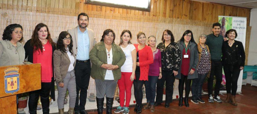 En Vicuña inician taller wellness que beneficiará a decenas de vicuñenses