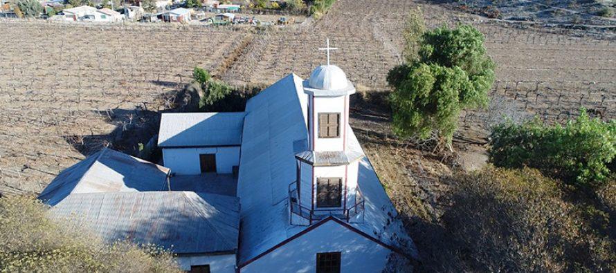 Iniciativa busca instaurar la Iglesia de El Tambo como el primer Santuario católico en el Elqui
