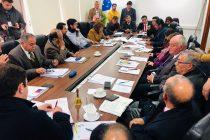 Plantean necesidad de paliar los efectos de la escasez hídrica y retomar ProEmpleo en la Región