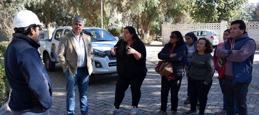Municipio de Vicuña continúa con las acciones para recurso judicial en contra de Aguas del Valle