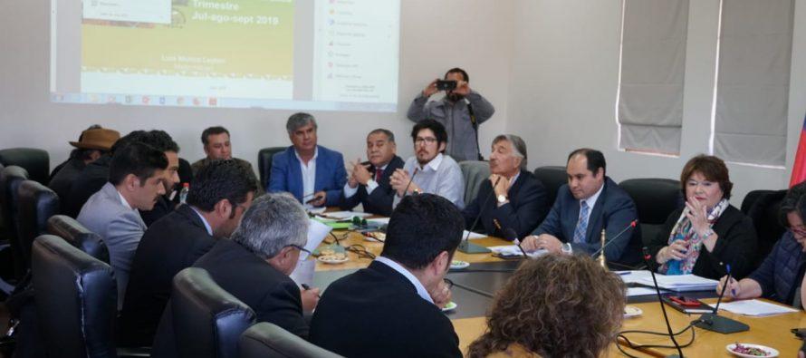Alcalde de Vicuña emplaza al Gobierno a cumplir compromisos y entregar recursos para enfrentar la sequía