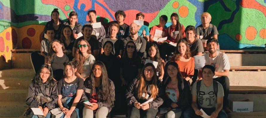 28 Jóvenes elquinos participaron del English Winter Camp en Vicuña