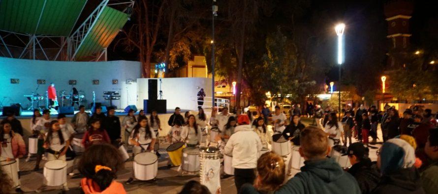 """Carnaval """"Por Nuestros Pequeños Guerreros"""" convocó a centenares de vicuñenses"""