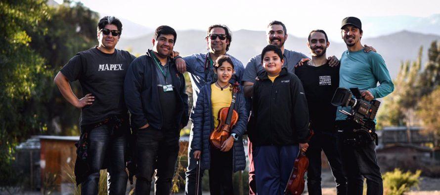 """Documental """"Imaginarius"""" se realiza en El Tambo con estudiantes locales como protagonistas"""