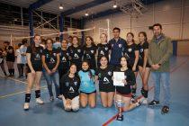 El deporte vuelve a tomarse Vicuña con exitosa liga de voleibol