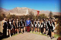 """15 candidatas de todo el país compiten para quedarse con la corona del """"Miss Earth"""""""
