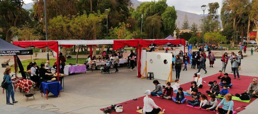 Muestra turística de Vicuña se  tomará la plaza Gabriela Mistral