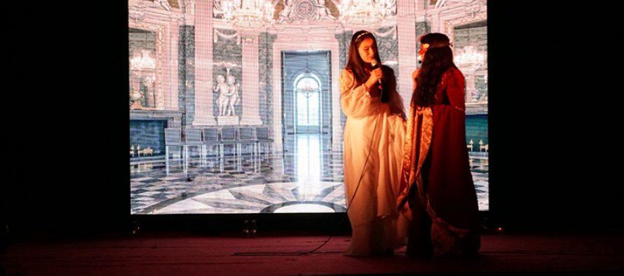 Estudiantes del Antonio Varas dan vida a diversas obras en el Teatro Municipal de Vicuña