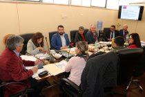 Alcalde y concejales de Vicuña solicitan a la Intendenta agilizar entrega de recursos por sequía